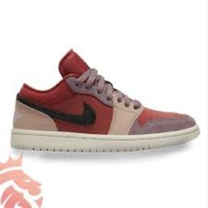 *SOLD* One Air Jordan 1 Low in Canyon Rust